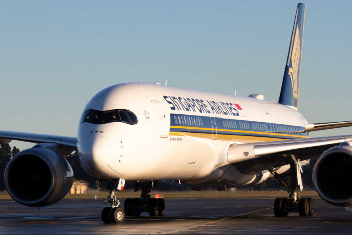 Singapore airlines learntech asia